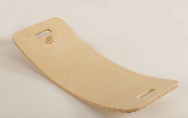 5-curved balance board